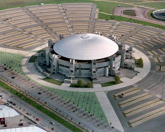 Ampliación del pabellón Buesa Arena