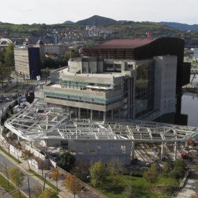 Ampliación del Palacio Euskalduna